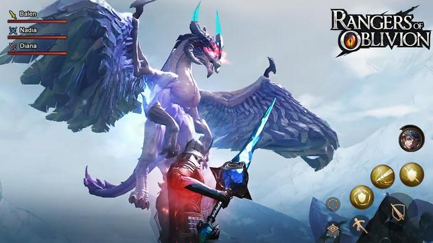 Rangers Of Oblivion : 3D Online MMORPG Game