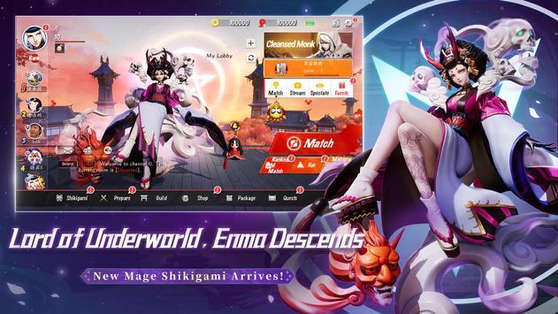 Onmyoji Arena - Android Game Download