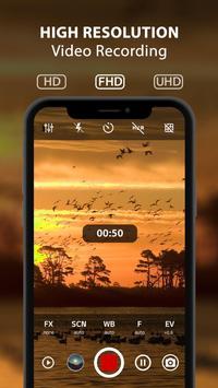 ProCam X - Lite ( HD Camera Pro ) - Android Application
