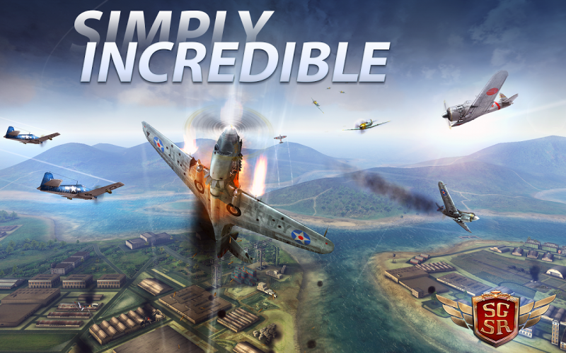 Sky Gamblers Storm Raiders - APK Download