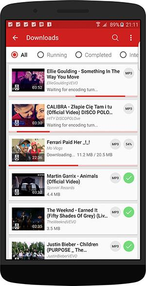 Videoder - Free Youtube Video and Music Downloader