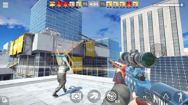 AWP Mode Elite online 3D sniper action