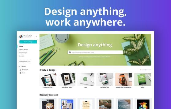Canva Graphic Design, Video, Invite & Logo Maker