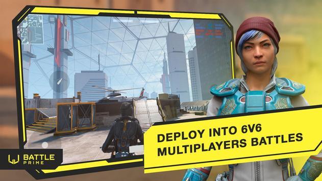 Battle Prime Online Multiplayer Combat CS Shooter