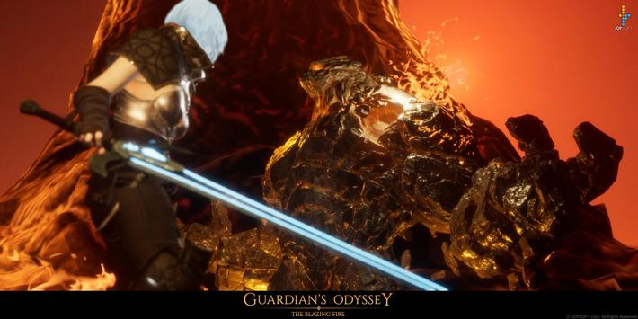 Guardian's Odyssey Medieval Action RPG