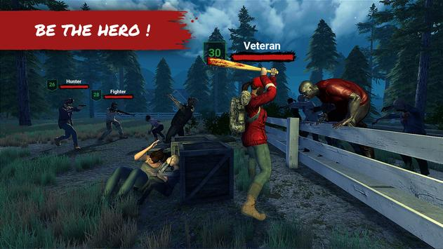 Horror Forest 3 MMO RPG Zombie Survival