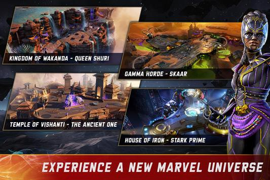 Marvel Realm of Champions - Android Game
