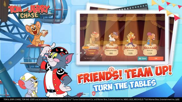 Tom and Jerry Chase - Android Game