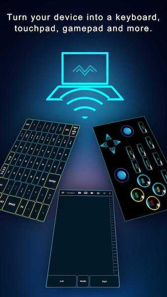 Monect - PC Remote Receiver Free Download