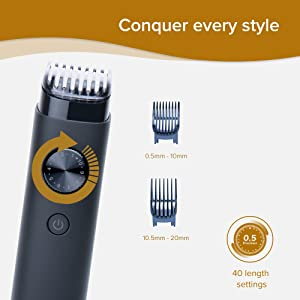 Mi Beard Trimmer with Fast Charging in India