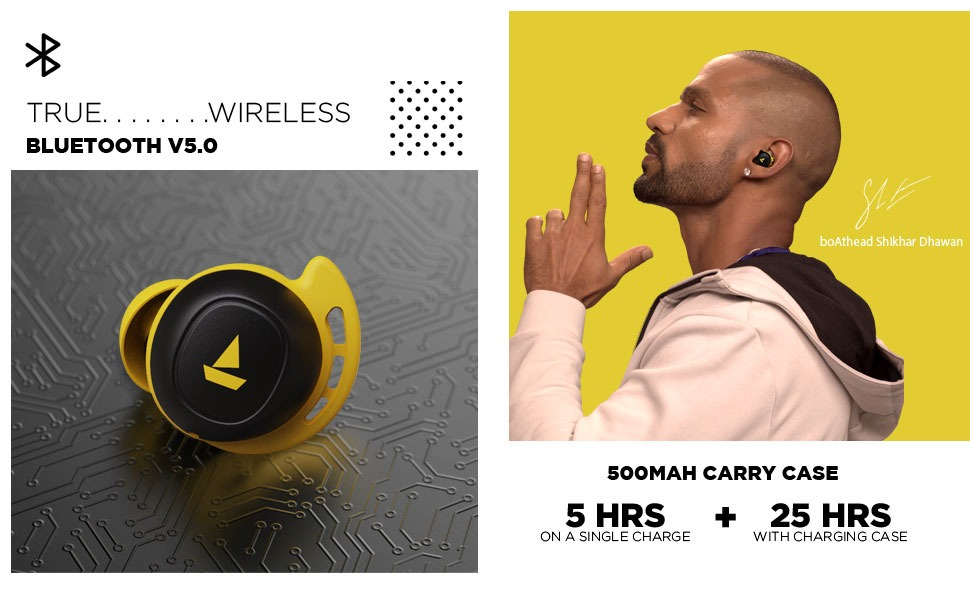 boAt Airdopes 441 TWS Ear-Buds