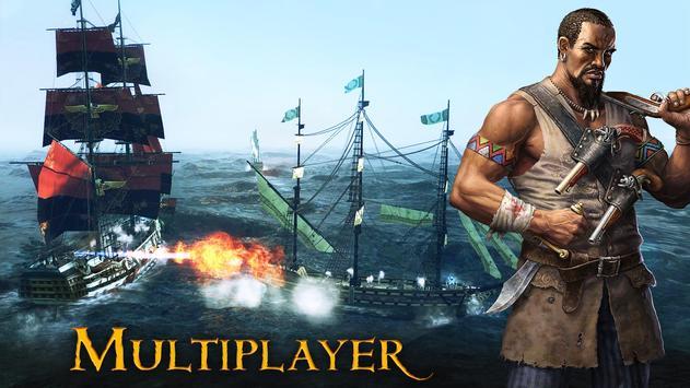 Pirates Flag Caribbean Action RPG