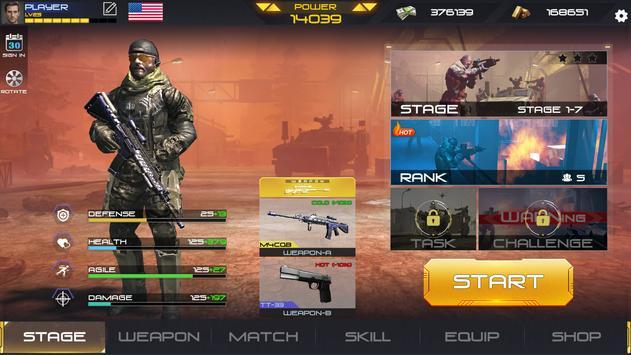 Call of BattleTarget Shooting FPS Game Download