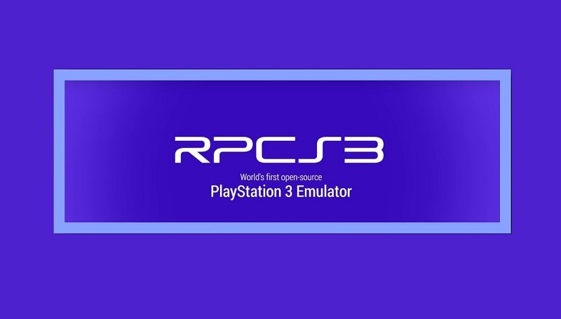 RPCS3 - PlayStation 3 Emulator Download