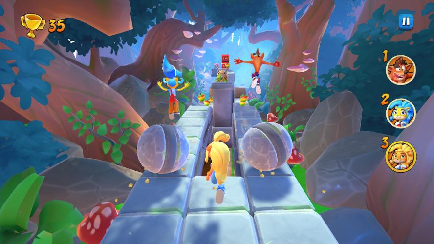 Crash Bandicoot On the Run! - Apk Download