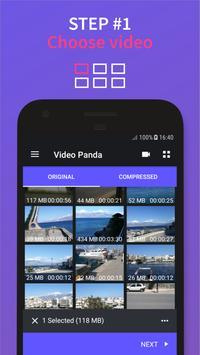 Video Compressor Panda Resize & Compress Video