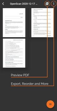 OpenScan - Free Document Scanner App