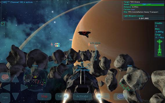 Vendetta Online (3D Space MMO) - APK Download